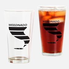 Sharknado Drinking Glass