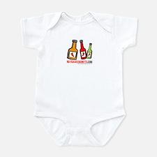 Cute Hot sauce Infant Bodysuit
