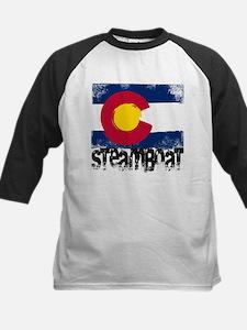 Steamboat Grunge Flag Tee
