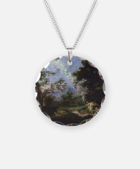 Landscape with the Dream of Jacob Necklace