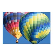 Beautiful Balloons Postcards (Package of 8)