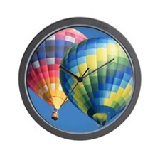 Beautiful Balloons Wall Clock