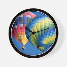 Beautiful Balloons Wall Clock