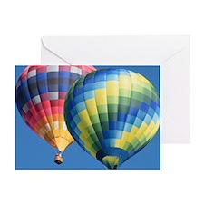 Beautiful Balloons Greeting Card