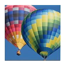 Beautiful Balloons Tile Coaster