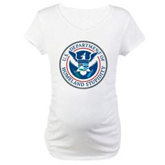 Department Of Homeland Stupidity Shirt