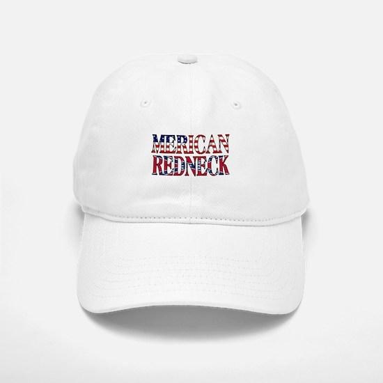 Merican Redneck USA Confederate Flag Baseball Baseball Cap