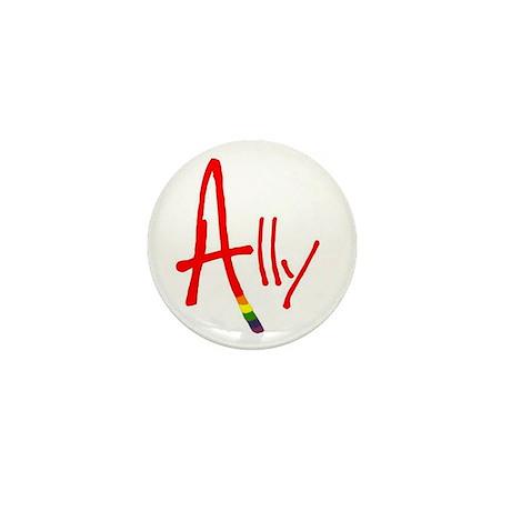 Ally Mini Button