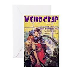 Weird Crap Greeting Cards (Pk of 10)