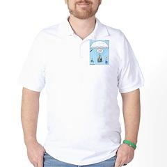 Wheelchair Parachute T-Shirt