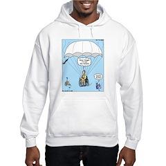 Wheelchair Parachute Hoodie
