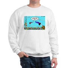 Guppy Mothers Day Sweatshirt