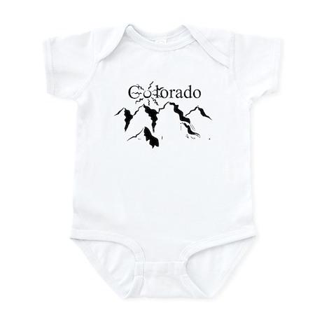 colorado peaks Infant Bodysuit