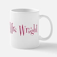 Soon to be Mrs Wright Mug