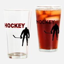 HOCKEY Drinking Glass