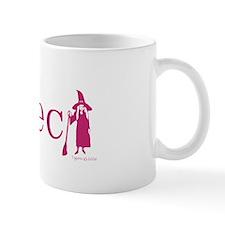 Practically Prefect! Burgundy/Pink Mug