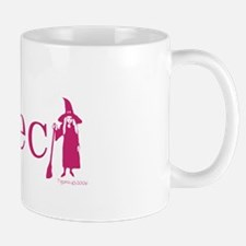 Practically Prefect! Burgundy/Pink Mug