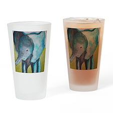 Canon's Elephant Drinking Glass
