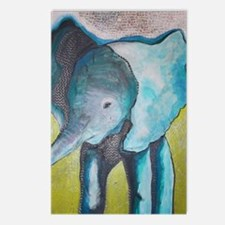 Canon's Elephant Postcards (Package of 8)