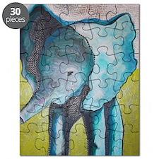 Canon's Elephant Puzzle