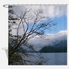 Lake Whatcom Shower Curtain