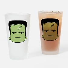 Adorable Frankenstein Drinking Glass