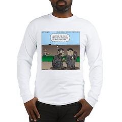 Monkey Hospitality Long Sleeve T-Shirt
