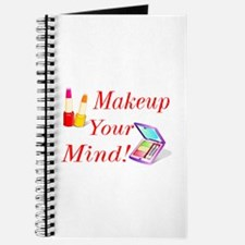 Makeup Your Mind! Journal