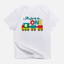 Its Fun to be One Birthday Design Infant T-Shirt