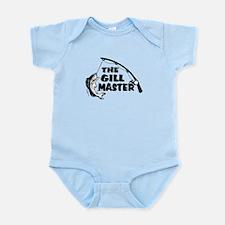 Fisherman As The Gill Master Infant Bodysuit