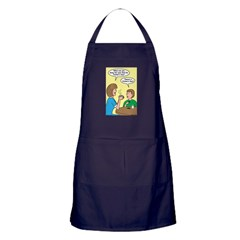 Fathers Day Discovery Apron (dark)