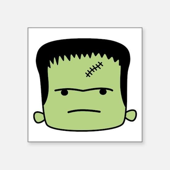 Adorable Frankenstein Sticker