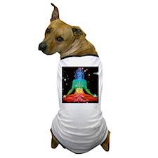 CHAKRAS 3 Dog T-Shirt