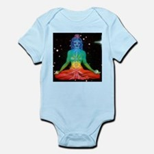 CHAKRAS 3 Infant Bodysuit