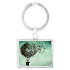 What Dreams May Come Landscape Keychain