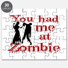 You Had Me At Zombie Puzzle
