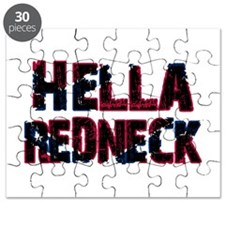 Hella Redneck Puzzle