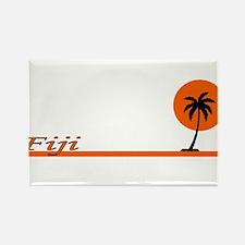 Cute Fiji Rectangle Magnet