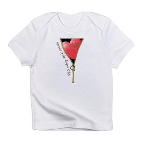 zipclubnew-2.png Infant T-Shirt