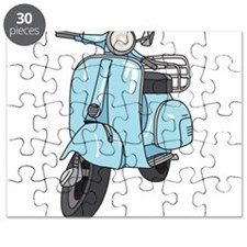 Scooter Puzzle