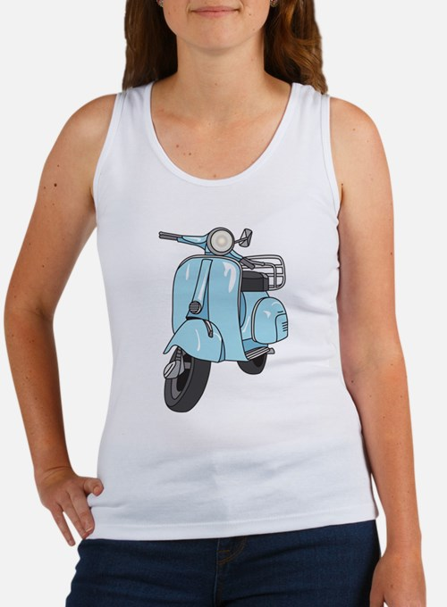 Scooter Tank Top