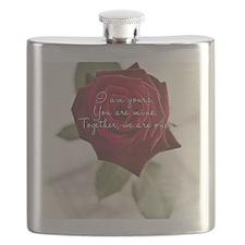 Elven Words of Bonding Flask