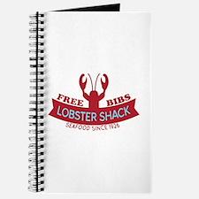 Lobster Shack Fresh Seafood Logo Journal