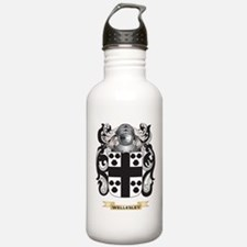 Wellesley Family Crest (Coat of Arms) Water Bottle