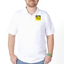 Prefect Golden Yellow T-Shirt