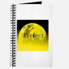 Prefect Golden Yellow Journal
