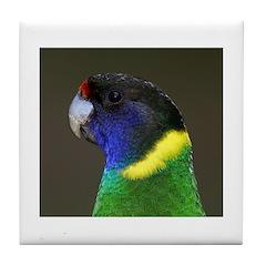 Parrot Tile Coaster