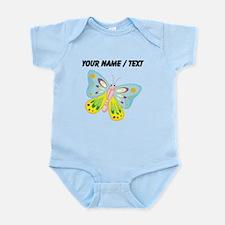 Custom Cartoon Butterfly Body Suit
