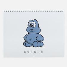 BURBLE PHOTO Calendar