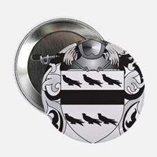 "Welsh Family Crest (Coat of Arms) 2.25"" Button"
